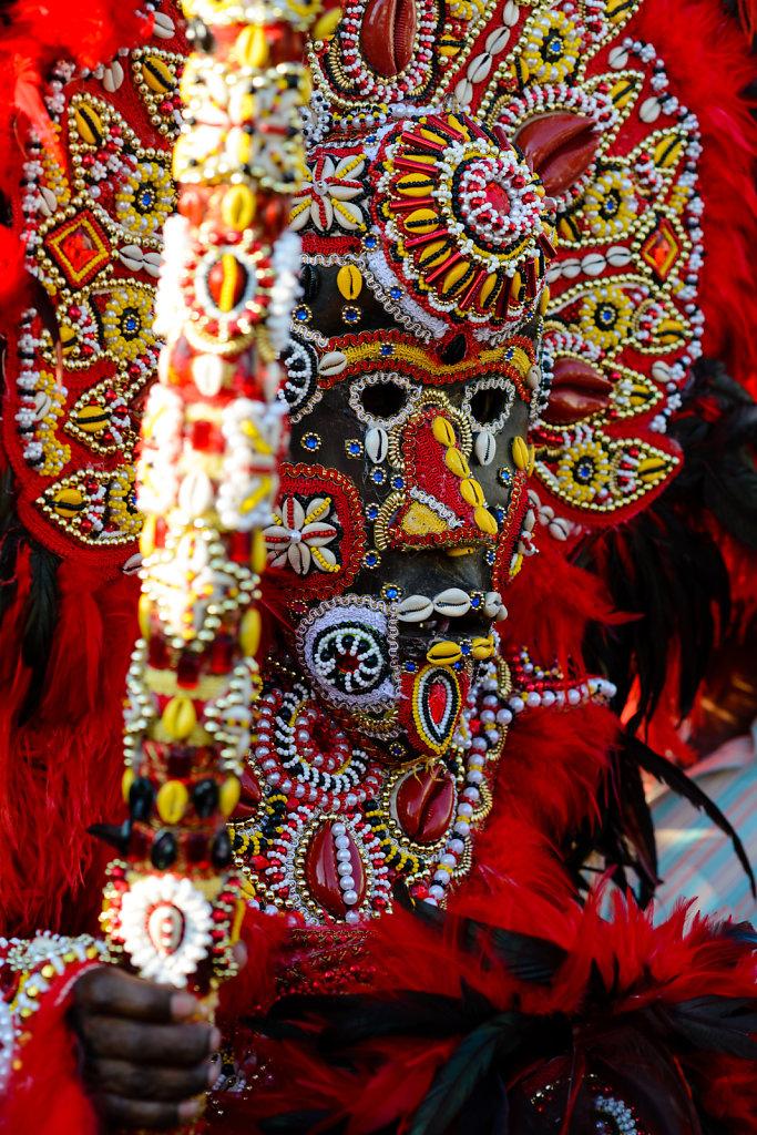 Masking Indian